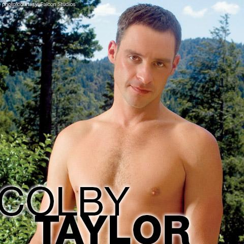 Colby Taylor American Gay Porn Star gayporn star