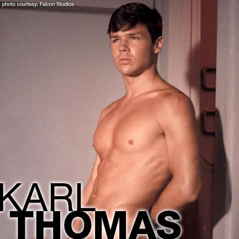 Karl Thomas Handsome Frisky American Gay Porn Star Gay Porn 101238 gayporn star