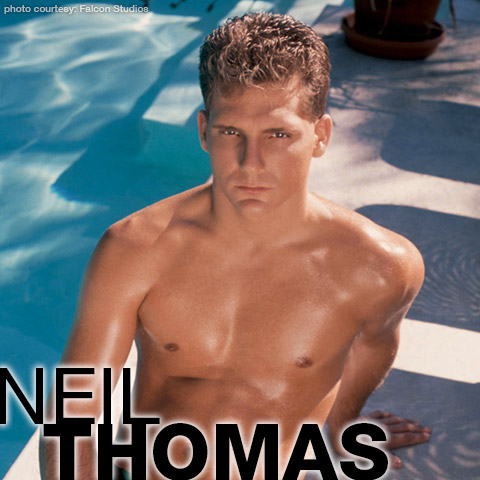Gay Porn Star gayporn star Neil Thomas Thick Dicked Classic American Gay Porn Star