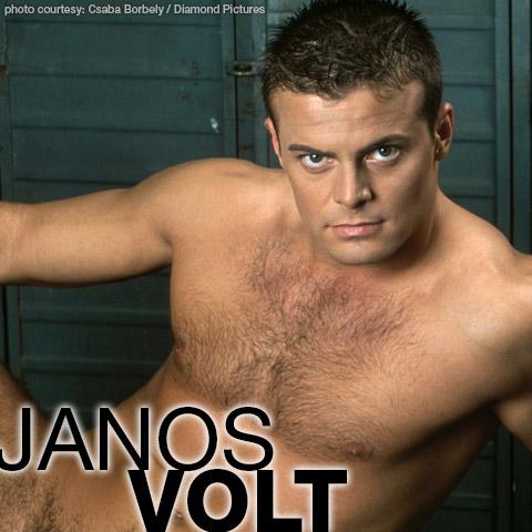 Janos Volt Handsome Hungarian Hunk Gay Porn Star Gay Porn 101293 gayporn star