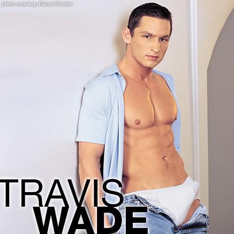 Travis Wade Falcon Studios Hung Handsome American Gay Porn Star Gay Porn 101298 gayporn star
