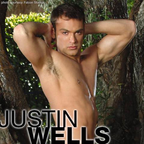 Justin Wells Falcon Studios American Gay Porn Star Gay Porn 101309 gayporn star