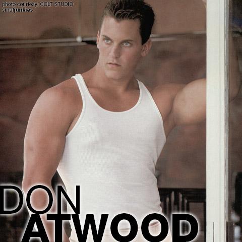 Don Atwood Colt Studio Model Gay Porn 101384 gayporn star