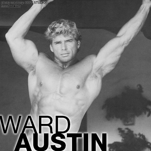 Ward Austin Colt Studio Model Bodybuilder Gay Porn 101385 gayporn star