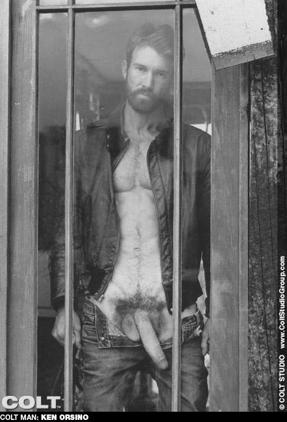 Ken Orsini Ken Orsino Horse Hung American Classic Gay Porn Star Gay Porn 101671 gayporn star