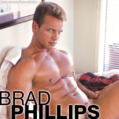 Brad Phillips Lean Muscle American Gay Porn Star Gay Porn 101684 gayporn star