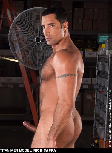 Nick Capra American Gay Porn Star 101969 gayporn star Titan Men Titan Media