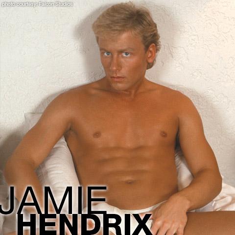 Jamie Hendrix Blond Falcon Studios American Gay Porn Star Gay Porn 102146 gayporn star