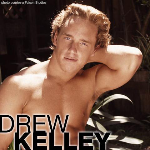 Drew Kelly Drew Kelley Sexy Blond American Gay Porn Star Gay Porn 102197 gayporn star