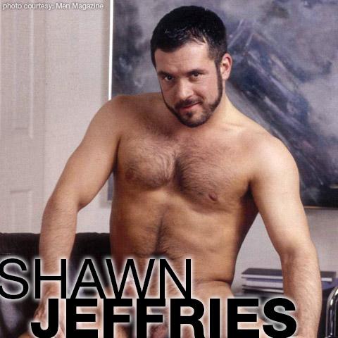 Shawn Jeffries Ron Lloyd LegendMen Body Image Productions Model & Performer Gay Porn 102692 gayporn star Body Image Productions