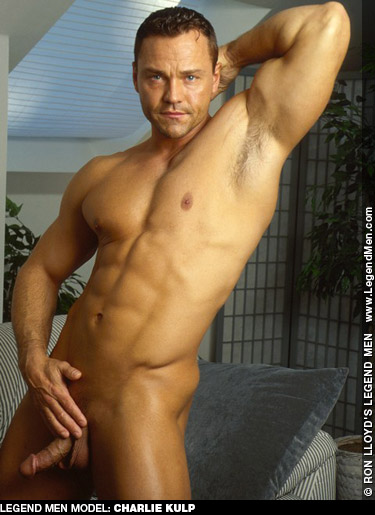 Charlie Kulp American Gay Porn Star 102698 gayporn star Ron Lloyd LegendMen.com Body Image Productions