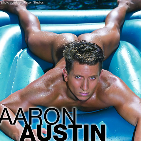Aaron Austin Perky Muscle Hunk Falcon Studios Gay Porn Star and Adovcate Men magazine model Gay Porn 102777 gayporn star