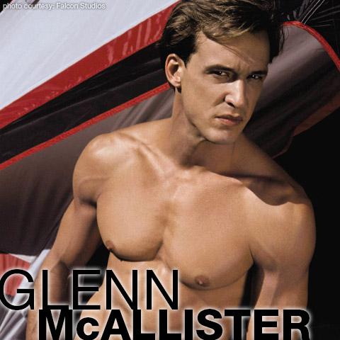 Glenn McAllister Handsome Big Dick American Gay Porn Star Gay Porn 103012 gayporn star