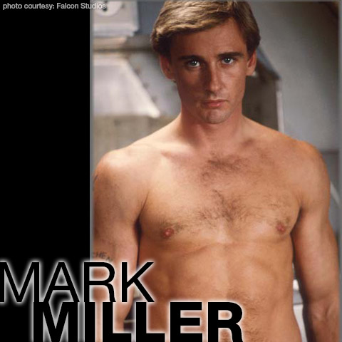 Mark Miller Falcon Studios American Gay Porn Star Gay Porn 103025 gayporn star