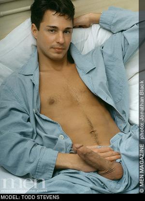 Todd Stevens Handsome Big Dick American Gay Porn Star Gay Porn 103156 gayporn star