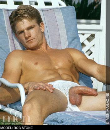 Rob Stone Handsome Blond American Jock Gay Porn Star Gay Porn 103158 gayporn star