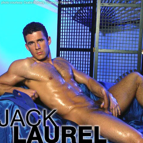 Jack Laurel Handsome Hungarian Gay Porn Star Gay Porn 103407 gayporn star