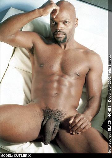 Cutler X Hung & Uncut, Black Gay Porn Super-Fucker Gay Porn 103657 gayporn star