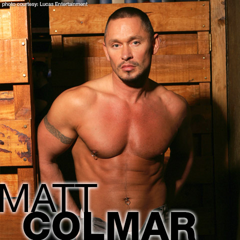 Matt Colmar Handsome Spanish Gay Porn Star gayporn star
