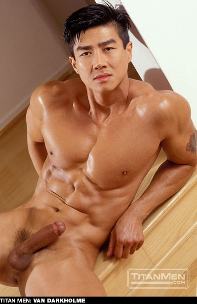 Van Darkholme Asian Master of Ceremonies at Kink Men Gay Porn 104409 gayporn star