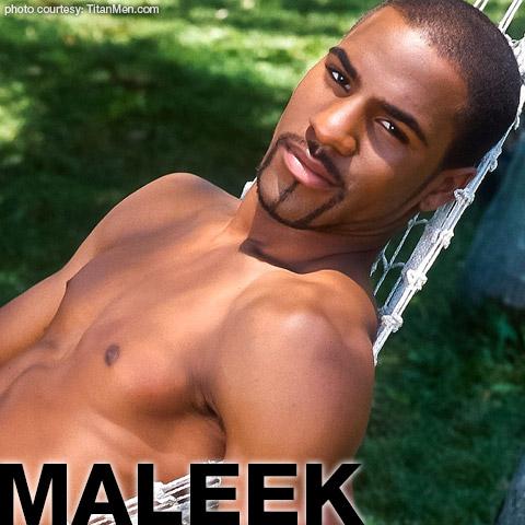 Maleek Titan Men Black Hung American Gay Porn Star Gay Porn 104732 gayporn star Gay Porn Performer