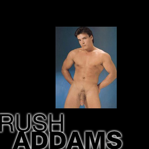 Rush Adams American Gay Porn Star Gay Porn 104826 gayporn star Rush Addams