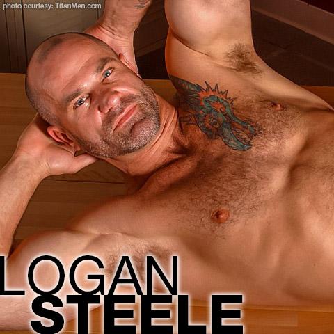 Logan Steele Titan Men Rugged Daddy American Gay Porn Star Gay Porn 106041 gayporn star Gay Porn Performer