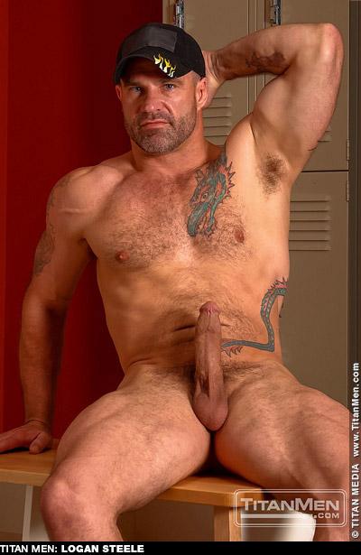 Logan Steele Titan Men Rugged Daddy American Gay Porn Star Gay Porn 106041 gayporn star