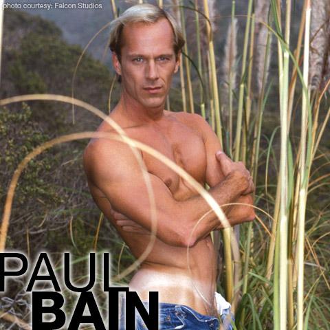 Paul Bain Handsome Blond American Daddy Gay Porn Star Gay Porn 106675 gayporn star