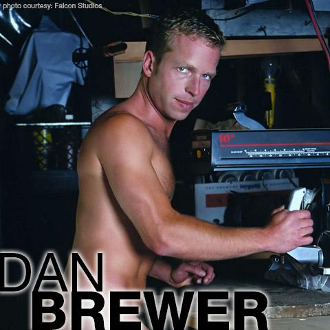Dan Brewer Blond American Gay Porn Star Gay Porn 106689 gayporn star