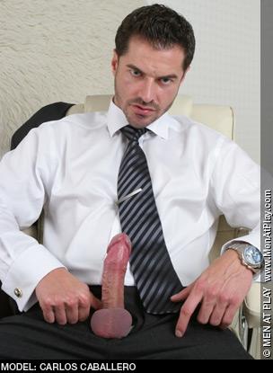 Carlos Caballero Handsome Brazilian / Spanish Gay Porn Star Gay Porn 106957 gayporn star