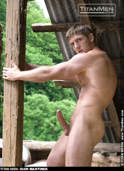 Igor Martinek Michael Smith Handsome Muscle Hunk Czech Gay Porn Star Gay Porn 107121 gayporn star