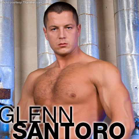 Glenn Santoro Handsome Hung Uncut Hungarian Gay Porn Star & Escort Gay Porn 107136 gayporn star Gay Porn Performer