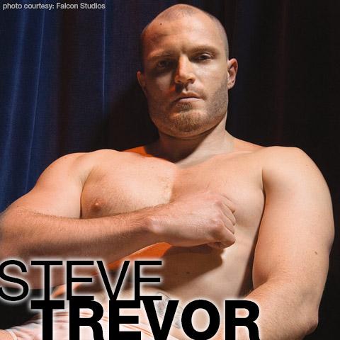 Steve Trevor Big Hung Dude American Gay Porn Star Gay Porn 107162 gayporn star Gay Porn Performer