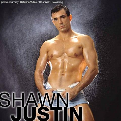 Shawn Justin Handsome Hung Muscle American Gay Porn Star Gay Porn 109254 gayporn star