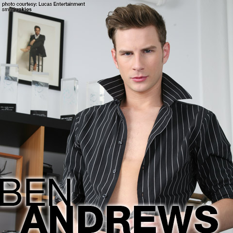 Ben Andrews Lucas Entertainment Horse Hung Handsome Uncut Gay Porn SuperStar Porn 109341 gayporn star