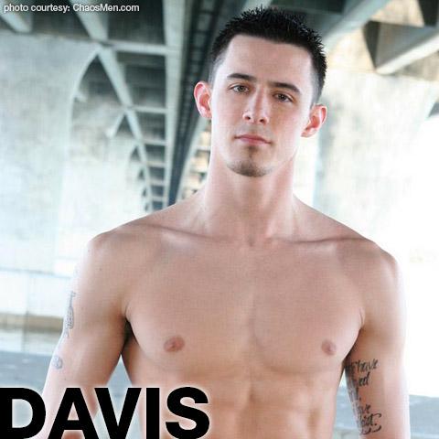 Davis Derek Lean Handsome American Gay Porn Guy Bareback 109357 gayporn star gay porn star
