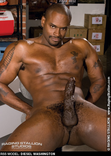 Diesel Washington Handsome Titan Men Black American Gay Porn Star Gay Porn 109565 gayporn star