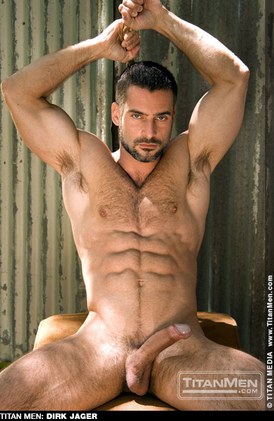 Dirk Jager Handsome Hung German Hunk Titan Men Gay Porn Star Gay Porn 109871 gayporn star