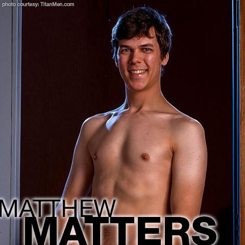 Matthew Matters Slender American Gay Porn Star Gay Porn 110075 gayporn star Gay Porn Performer