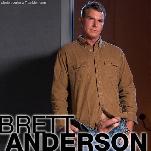 Brett Anderson Titan Men American Gay Porn Star Gay Porn 110076 gayporn star Gay Porn Performer
