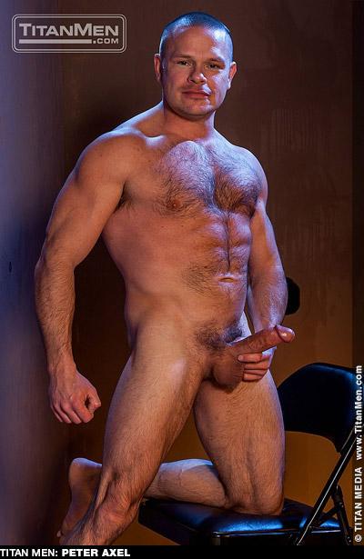 Peter Axel Big Muscle American Gay Porn Star Gay Porn 110077 gayporn star
