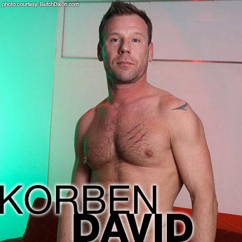 Korben David Kinky Handsome French gay porn star Gay Porn 110364 gayporn star