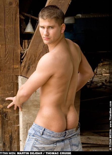 Martin Dejdar Thomac Cruise Cute Uncut European Gay Porn Star Gay Porn 110464 gayporn star