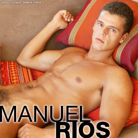 Manuel Rios Hung Handsome BelAmi Czech Gay Porn Star Gay Porn 110595 gayporn star Bel Ami