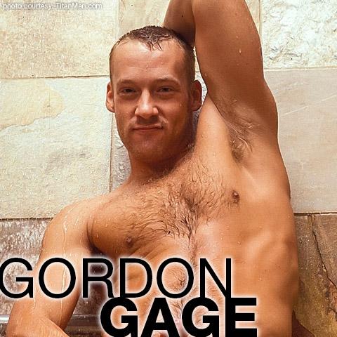 Gordon Gage Hunky Blond Titan Men American Gay Porn Star Gay Porn 110730 gayporn star Gay Porn Performer