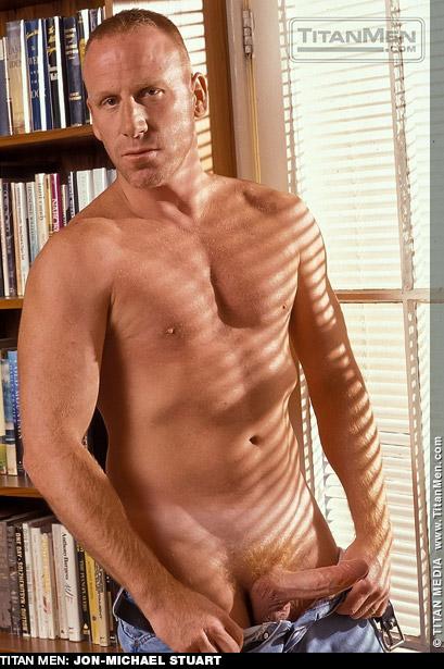 Jon-Michael Stuart Smooth American Daddy Gay Porn Star Gay Porn 110731 gayporn star
