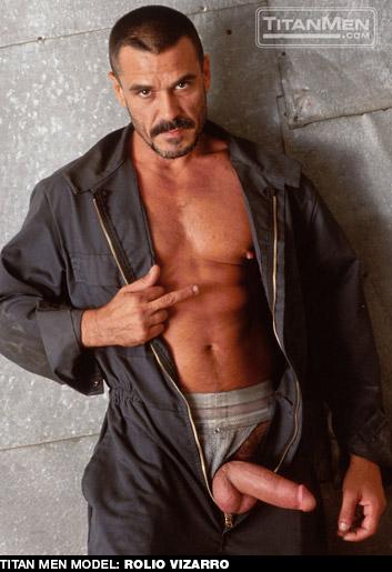 Rolio Vizarro Titan Men American Gay Porn Star Gay Porn 110753 gayporn star Gay Porn Performer
