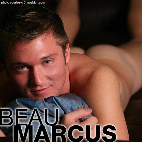 Beau Marcus Handsome Uncut American Gay Porn Star Bareback 112086 gayporn star gay porn star