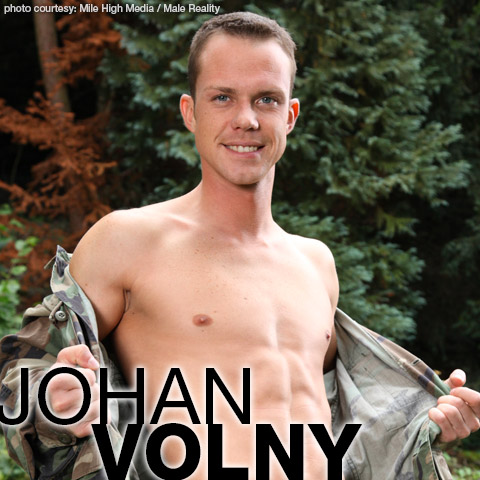 Johan Volny Male Reality Czech Gay Porn Star 112095 gayporn star